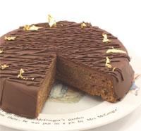 中から外までチョコレート チョコトルテ【冷蔵】